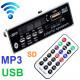 MP3 Player, FM, USB, SD...