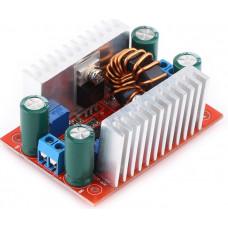 Повышающий преобразователь 8.5-50 В до 10-60 В 10A постоянного тока