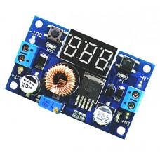 Стабилизатор на XL4015E1 с индикацией