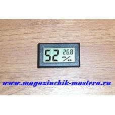 Цифровой термометр и гигрометр
