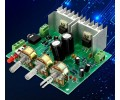 Набор - стереоусилитель НЧ на TDA2030А с темброблоком