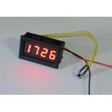 Встраиваемые светодиодные часы